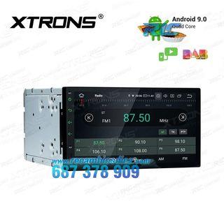 "RADIO 7"" GPS UNIVERSAL PANTALLA TÁCTIL"