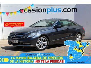 Mercedes-Benz Clase E E 350 CDI Coupe BE Elegance 195 kW (265 CV)