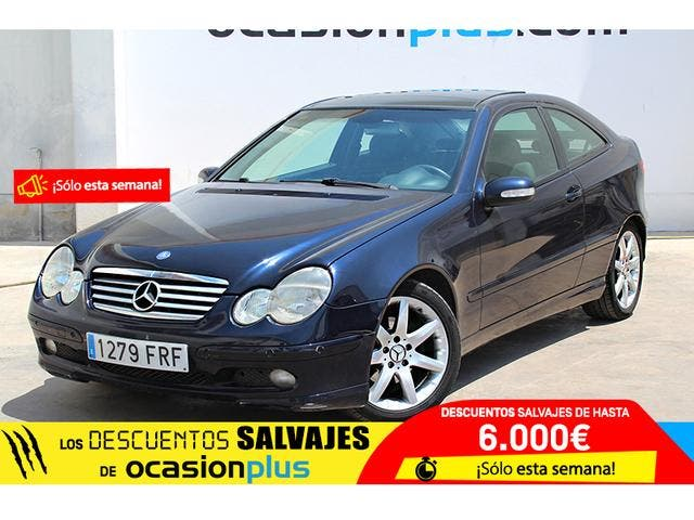Mercedes-Benz Clase C C Sportcoupe 220 CDI 105 kW (143 CV)