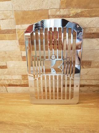 Cubre radiador kawasaki vn900