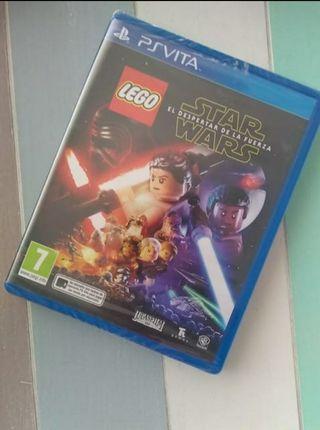 Lego Star Wars PsVita Precintado