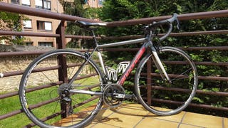 Bicicleta carretera canondale caad 12mujer 105