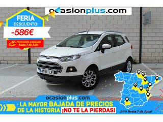 Ford EcoSport 1.5 Ti-VCT Trend 82 kW (112 CV)
