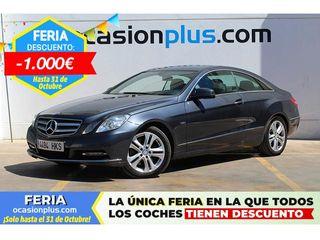 Mercedes-Benz Clase E 350 CDI Coupe BE Elegance 195 kW (265 CV)