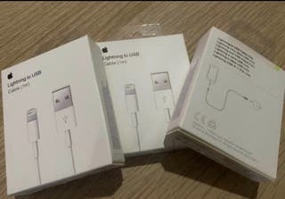 Cable usb lightning original iphone