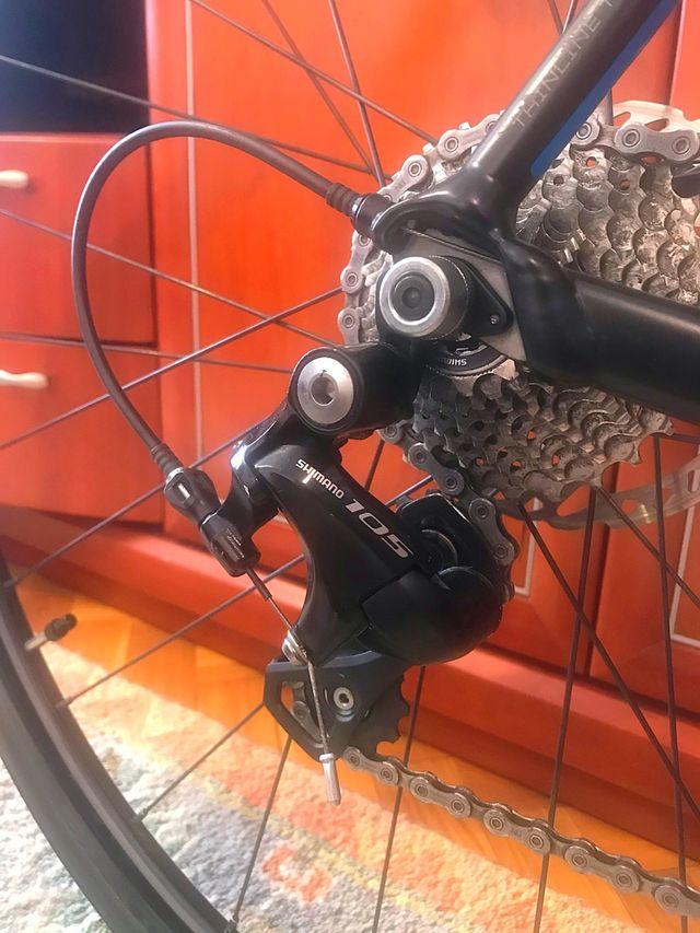 Bicicleta carretera cannondale caad12 disc