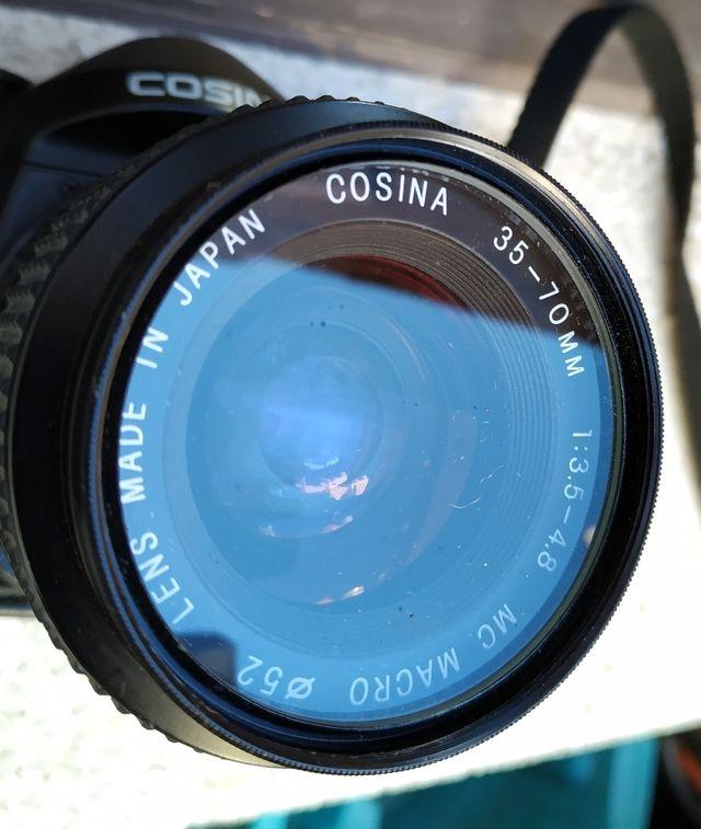 Reflex Cosina C1s analógica