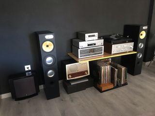 Vintage Sound J&M reparación de equipos de sonido