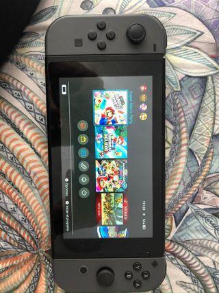 Nintendo Switch con licencia xecuter