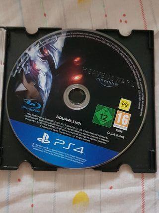 Final Fantasy XIV Heavenseard Ps4