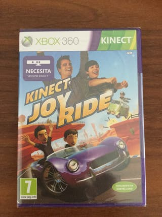 Juego Xbox 360 Kinect Joy Ride. Nuevo con precinto