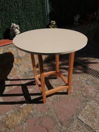 Mesa redonda - mesa camilla