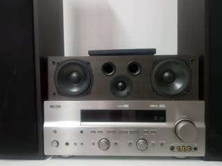 altavoces PIONEER + evo audiopro20
