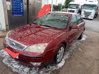 ford mondeo ford mondeo 2004