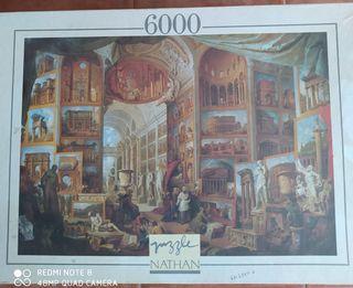 Puzzle Coleccionista Nathan 6000, Galería ...