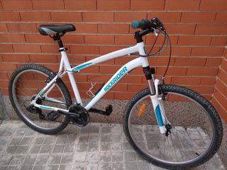Bicicleta Rockrider Montaña