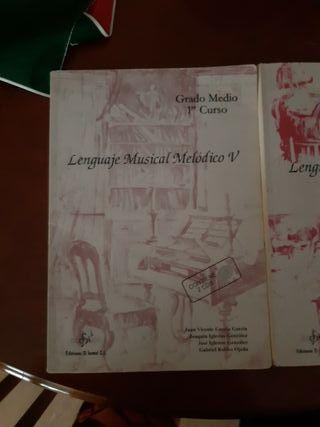 libros lenguaje musical V