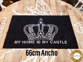 Alfombra King Tendencia 66cm Ancho Pelo Corto