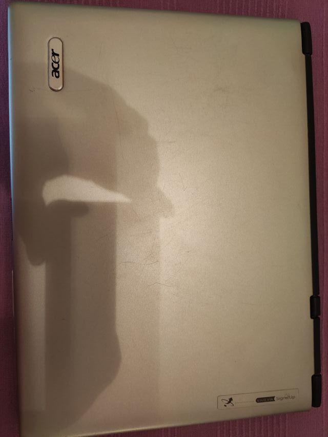 Ordenador Portátil Acer Aspire 1654WLMi
