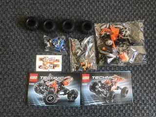 Lego Quad 2en1 Technic (9392)