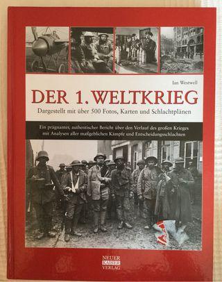 Libro 1a Guerra Mundial.Aprender alemán e historia