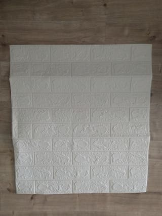 *NUEVO* Adhesivos pared LADRILLO blanco