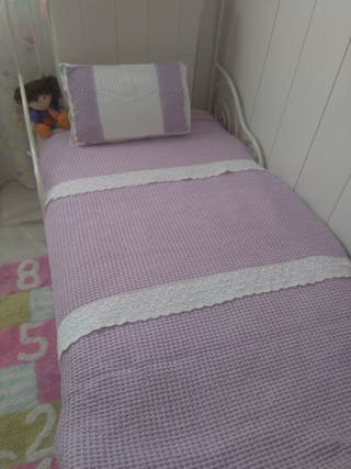 Edredón para cuna o cama infantil