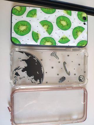 3 fundas iPhone 6/6s y de regalo una mas
