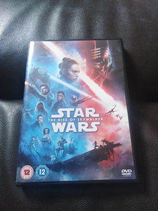 rise of sky walker dvd