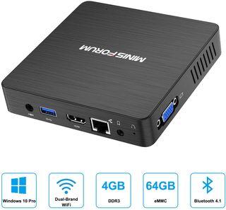 Mini PC , Intel Atom X5-Z8350 4 GB DDR / 64 GB