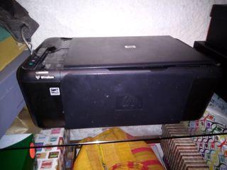Impresora HP deskjet F4580 (precio negociable)