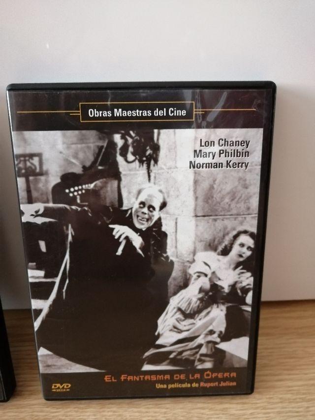Películas DVD originales