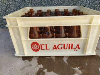 Caja Botellines El Aguila