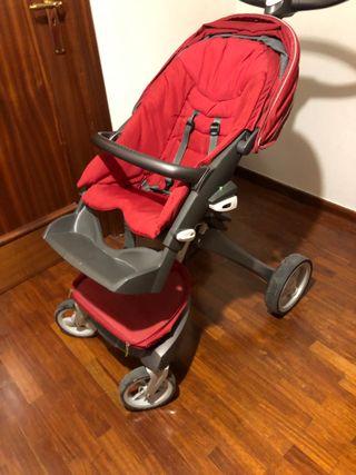 Silla para niñ@s marca STOKKE - Carro para bebes
