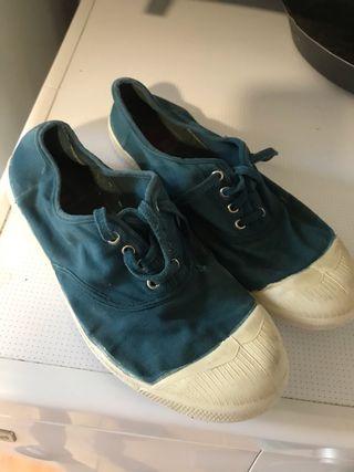 Zapatillas niño talla 37 lote Bensimon y Nicoli