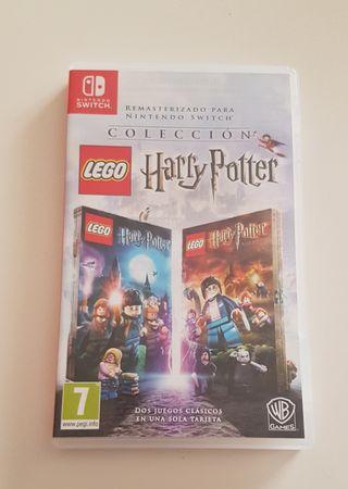Harry Potter Colección Nintendo Switch