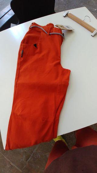 Pantalones Trekking - Escalada Ferrino Talla 46