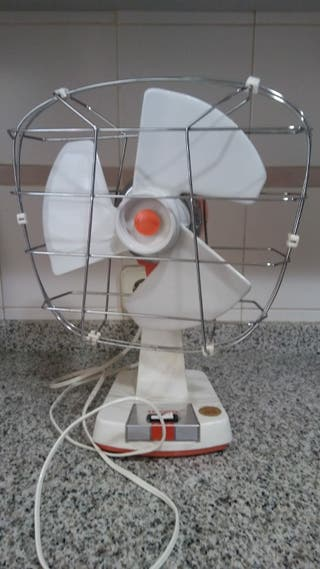 Ventilador vintage años 60-70