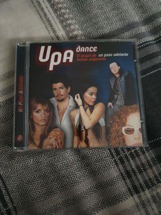 Upa un paso adelante cd