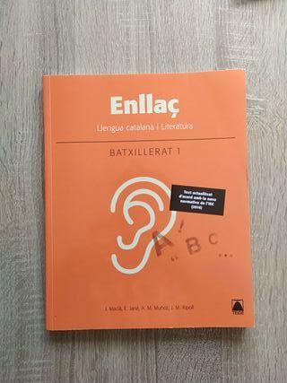 Libro llengua catalana i literatura batxillerat 1