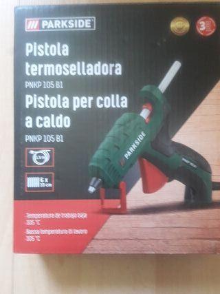 pistola termoselladora Parkside PNKP 105 B1