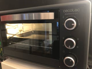 Horno sobremesa Cecotec Bake&Toast 650 Gyro