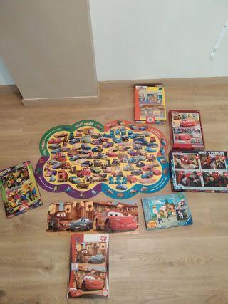 Lote varios puzzles . No hago envíos.