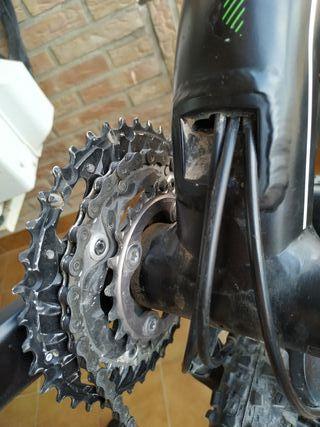 "Bicicleta Stevens Jura 29 talla M (18"")"