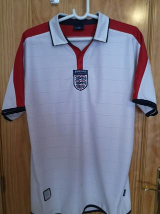 Camiseta Inglaterra talla M Owen