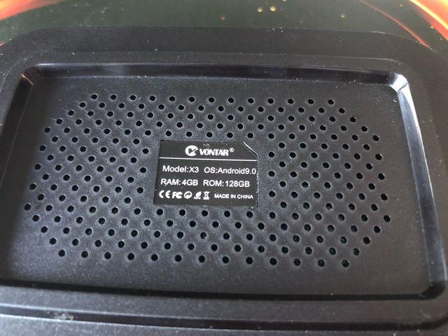 Android TV Box Vontar X3 NUEVO