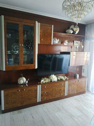 mueble mural salón