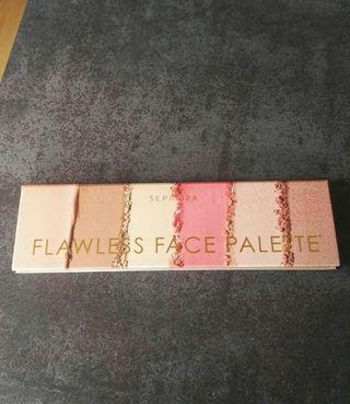Paleta maquillaje Sephora