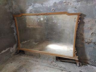 Cabecero cama vintage
