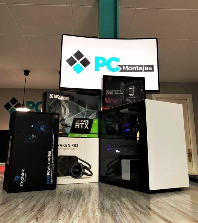 PC gaming I5-9600Kf y RTX 2070 super 8GB